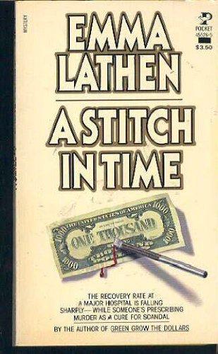 9780671455262: A Stitch in Time