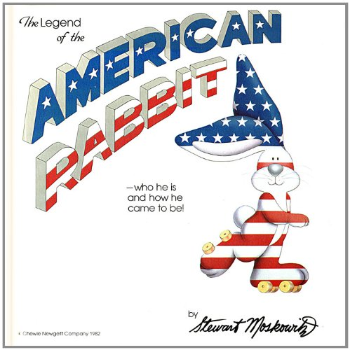 9780671455446: The Legend of the American Rabbit (Little Simon Book)