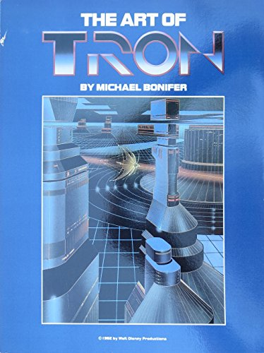 9780671455750: The Art of Tron