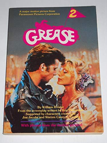 9780671455767: Grease 2: A novel