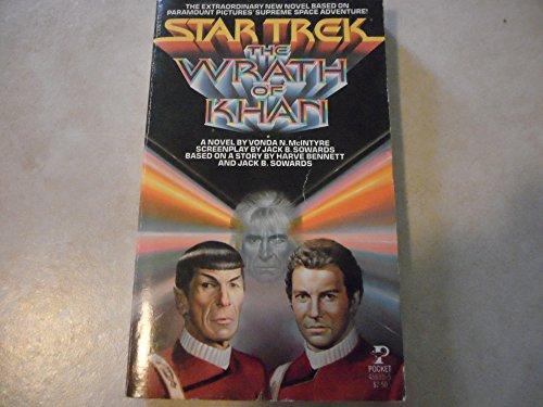 9780671456108: The Wrath of Khan (Star Trek)