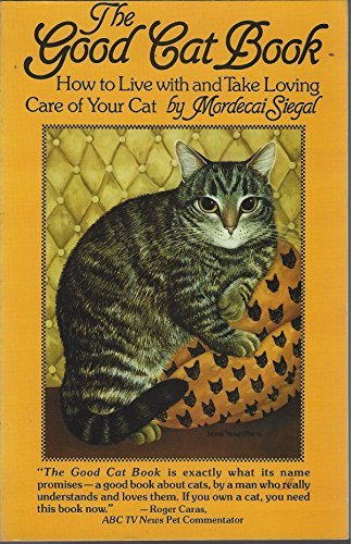 9780671456238: The Good Cat Book