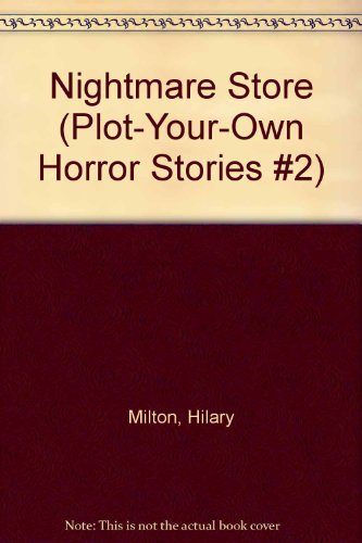 9780671456306: Nightmare Store: Plot Your Own Horror Stories, No. 2 (Plot Your Own Horror Stories, 2)