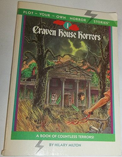 9780671456313: Craven House horrors (Plot your own horror stories)