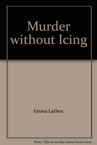 9780671456382: Murder without Icing
