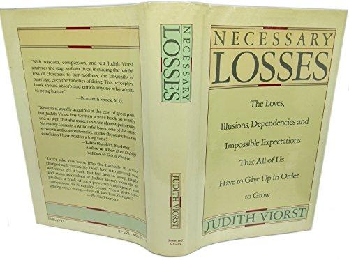9780671456559: Necessary Losses