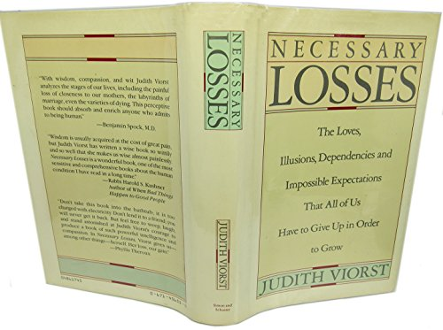 9780671456559: Necessary Losses