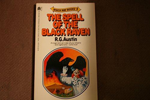 Spell of the Black Raven: Austin, R. G.