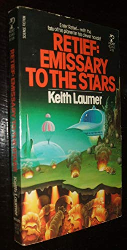 9780671457778: Retief: Emissary to the Stars (Jaime Retief Series #8)