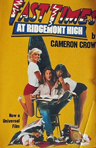 9780671457907: Fast Times at Ridgemont High