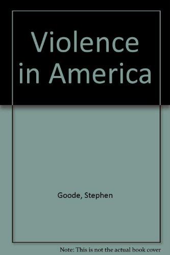 9780671458102: Violence in America