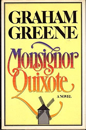 9780671458188: Monsignor Quixote
