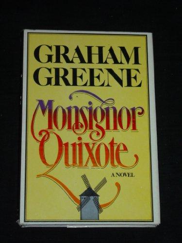 Monsignor Quixote: GRAHAM GREENE