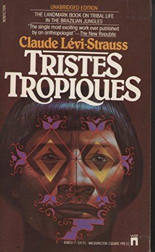 9780671458508: Tristes Tropiques