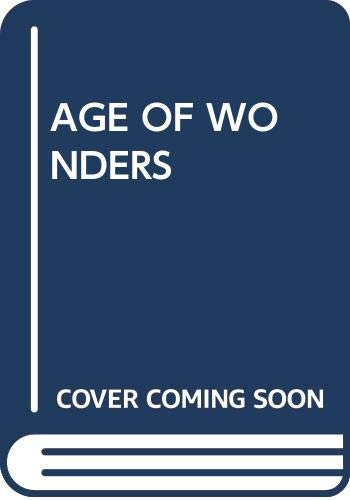 9780671458584: The Age of Wonders