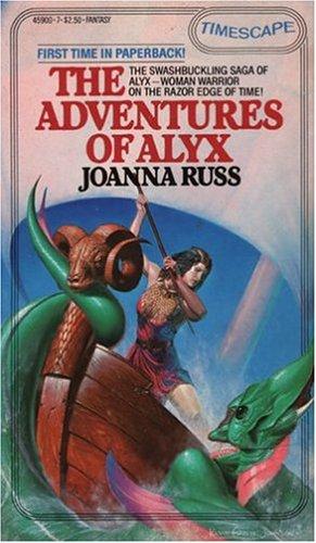 9780671459000: The Adventures of Alyx