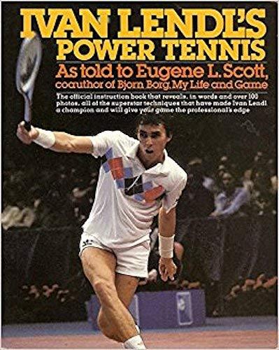 9780671459086: Ivan Lendl's Power Tennis