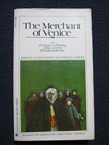 9780671461027: Merchant of Venice