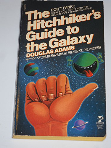 9780671461492: The Hitchhiker's Guide to the Galaxy