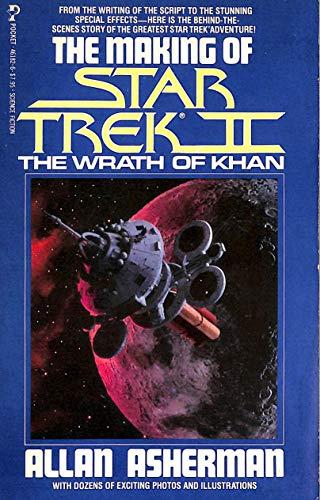 9780671461829: The Making of Star Trek 2: The Wrath of Khan