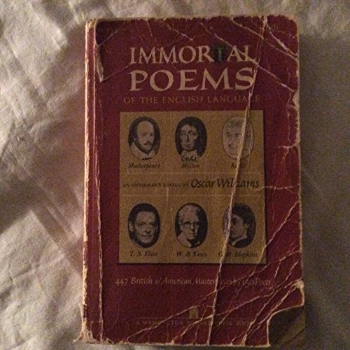 9780671462024: Immortal Poems of the English Language