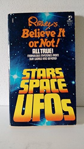 9780671462192: Ripley's Believe It or Not! Stars Space UFOs