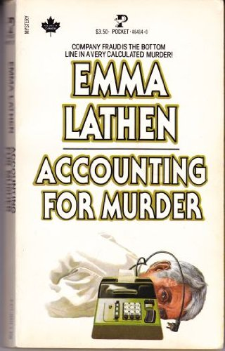 9780671464141: Accounting for Murder