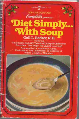 Diet Simply, With Soup: Gail Becker