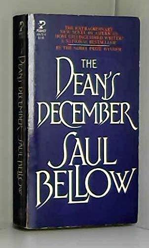 9780671464769: The Deanss December