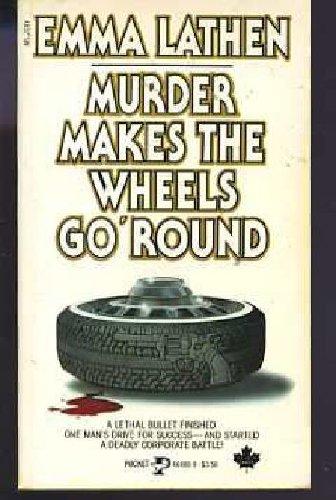 9780671464806: Murder Makes the Wheels Go 'round