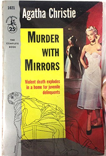 9780671465377: Murder With Mirrors