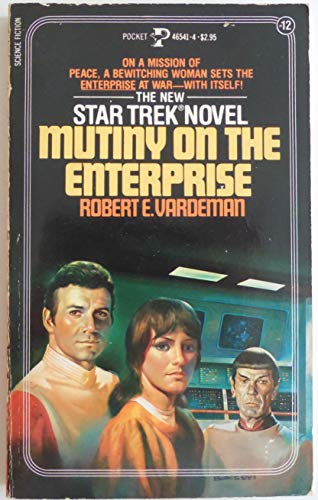 Mutiny on the Enterprise (Star Trek, No 12): Vardeman, Robert E.