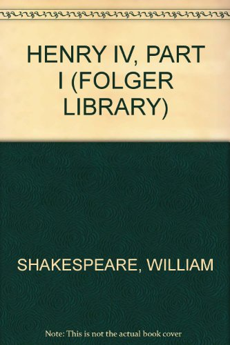 9780671465889: Title: Henry Iv Part I Folger Library