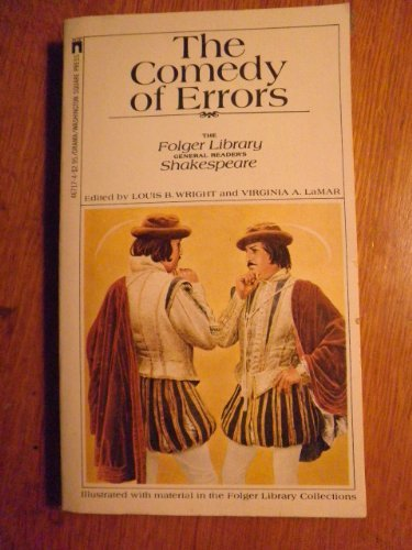 9780671467173: The Comedy of Errors