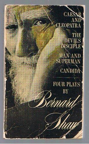 9780671468637: Four Plays by Bernard Shaw