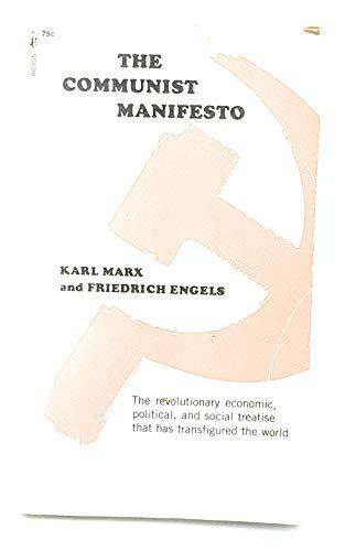 The Communist Manifesto: Karl Marx