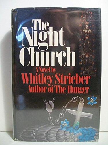 9780671469559 The Night Church Abebooks Whitley Strieber