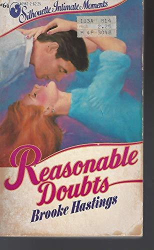 9780671469627: Reasonable Doubts