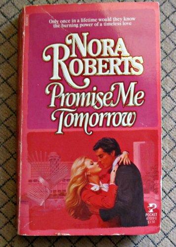 9780671470197: PROMISE ME TOMORROW