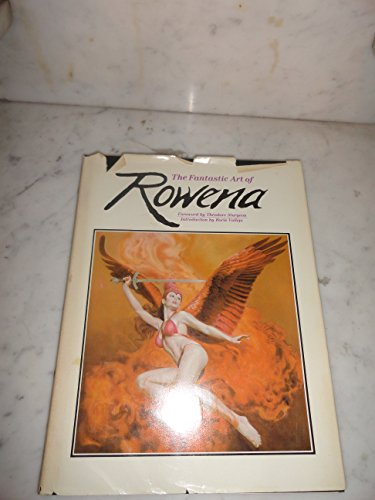 9780671470555: The Fantastic Art of Rowena