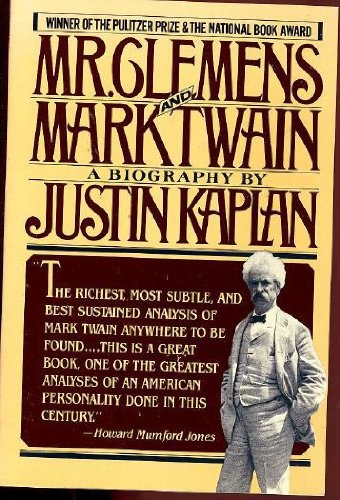 9780671470715: Mr. Clemens and Mark Twain: A Biography