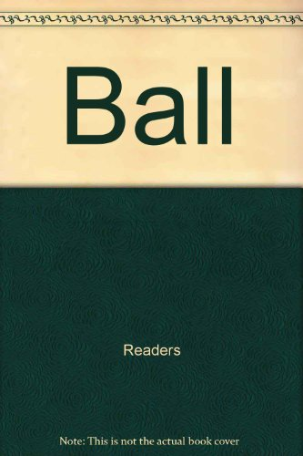 9780671471057: Ball (First Words)