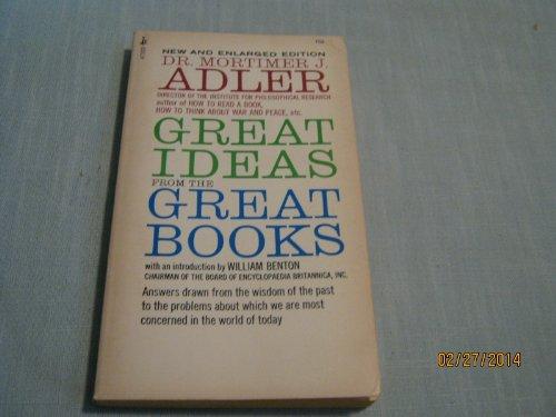 Great Ideas From the Great Books: Adler, Mortimer J.
