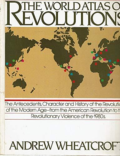 9780671472078: The World Atlas of Revolutions