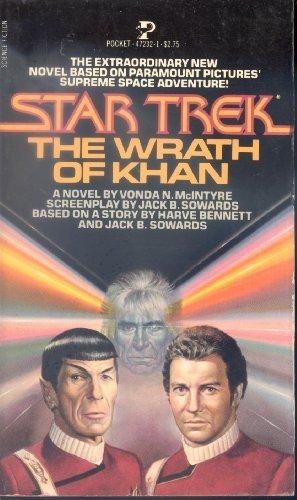 9780671472320: Star Trek II : the Wrath of Khan