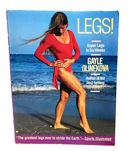 9780671472412: Legs: Super Legs in Six Weeks