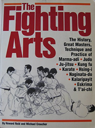 9780671472733: The fighting arts: Great masters of the martial arts