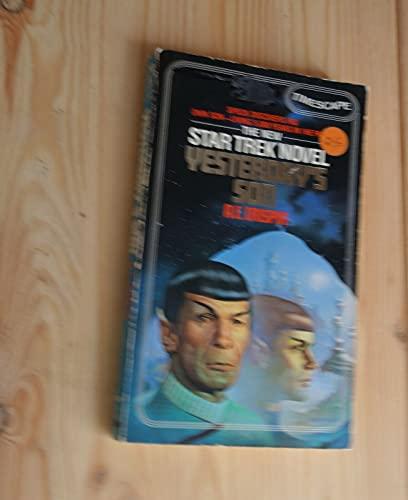 9780671473150: Yesterday's Son (Star Trek: The Original Series, No. 11)