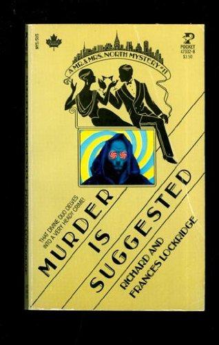Murder Is Suggested: Frances Lockridge, Richard