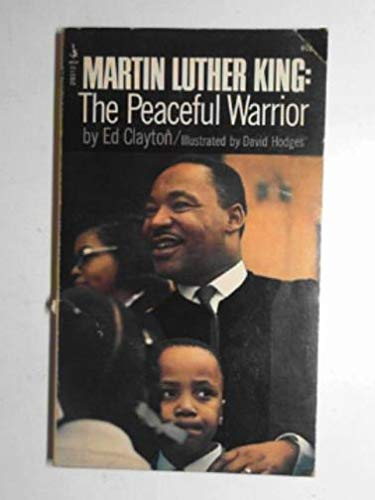 9780671473570: Martin Luther King: The Peaceful Warrior